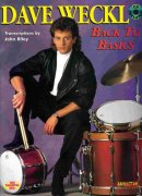 DAVE WECKL - BACK TO BASIC  + CD   drums