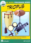TRIOPUS for percussion trio