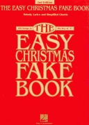 THE EASY CHRISTMAS FAKE BOOK   zpěv/akordy