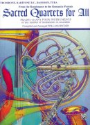 Sacred Quartets For All  -  pozoun (trombon) / tuba / fagot