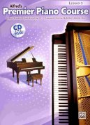 Premier Piano Course 3 - Lesson + CD