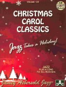 AEBERSOLD PLAY ALONG 125 - CHRISTMAS CAROLS CLASSICS + CD