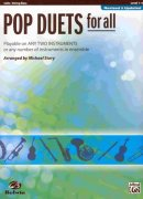 POP DUETS FOR ALL (Revised and Updated) level 1-4 //  cello/string bass
