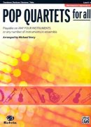 POP QUARTETS FOR ALL (Revised and Updated) level 1-4  //  trombon (pozoun)/fagot/tuba