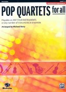 POP QUARTETS FOR ALL (Revised and Updated) level 1-4  //  perkuse