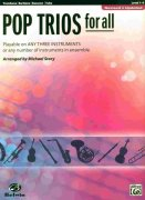 POP TRIOS FOR ALL (Revised and Updated) level 1-4  // trombon/bassoon/tuba