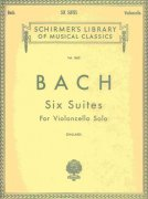 SIX SUITES FOR VIOLONCELLO by J.S. BACH
