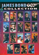 James Bond 007 - Collection + CD / altový saxofon