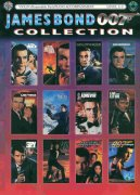 James Bond 007 - Collection + CD / housle a klavír