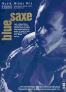 BLUESAXE - Blues for Sax, Trumpet or Clarinet + CD  //   Eb / Bb instruments
