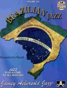 AEBERSOLD PLAY ALONG 124 - BRAZILIAN JAZZ  +  CD