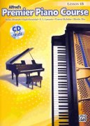 Premier Piano Course 1B - Value Pack (Lesson/Theory/Perfomance)