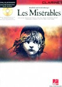 LES MISÉRABLES + CD / klarinet