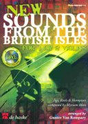 NEW SOUNDS FROM THE BRITISH ISLES + CD   for 1 or 2 violins