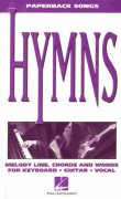 Paperback Songs - HYMNS  vocal/chords