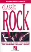 Paperback Songs - CLASSIC ROCK vocal/chords