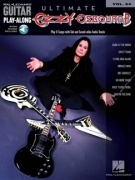 Guitar Play Along 64 - OZZY OSBOURNE + Audio-Online vocal/guitar & tab