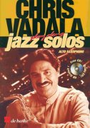 CHRIS VADALA - PLAY ALONG JAZZ SOLOS + CD / altový saxofon