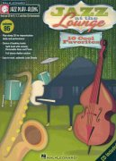 Jazz Play Along 95 - JAZZ AT THE LOUNGE + CD