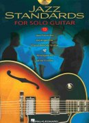 JAZZ STANDARDS FOR SOLO GUITAR + CD / kytara + tabulatura