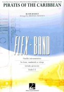 FLEX-BAND - PIRATES OF THE CARIBBEAN (grade 2-3) / partitura + party