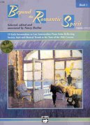 BEYOND THE ROMANTIC SPIRIT + CD intermediate piano solos