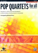 POP QUARTETS FOR ALL (Revised and Up)  cello/string bass