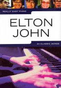 Really Easy Piano - ELTON JOHN (24 classic songs)