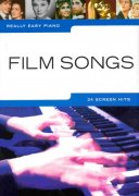 Really Easy Piano - FILM SONGS (24 screen hits)
