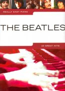 Really Easy Piano - THE BEATLES (23 great hits)
