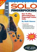 The Art of Solo Fingerpicking by Mark Hanson + CD / kytara + tabulatura