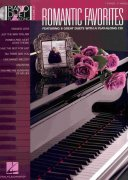 PIANO DUET PLAY-ALONG 27 - ROMANTIC FAVORITS + CD
