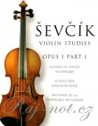 Violin Studies - Opus 1, Part 1 - Otakar Ševčík