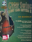 Gypsy Swing & Hot Club Rhythm for Mandolin II + CD / mandolína + tabulatura