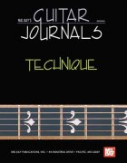 GUITAR JOURNALS - TECHNIQUE / kytara + tabulatura