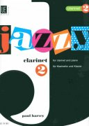 JAZZY CLARINET FOR YOUNG PLAYERS 2 / klarinet + klavír