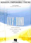 FLEX-BAND - MISSION IMPOSSIBLE (grade 2-3) / partitura + party