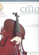 THE CELLO COLLECTION (intermediate) + Audio online / violoncello + klavír