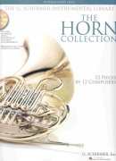THE HORN COLLECTION (intermediate) + Audio Online / lesní roh (f horn) + klavír