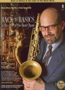 BACK to BASICS in style of the Bassie Band + 2x CD   alto/tenor saxofon