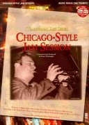 CHICAGO - STYLE JAM SESSION + 2x CD / trumpeta
