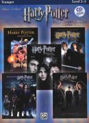 HARRY POTTER - selections from movies 1-5 + CD pro trubku
