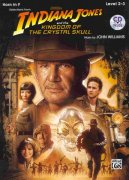INDIANA JONES & THE KINGDOM OF THE CRYSTAL SKULL + CD  / lesní roh (horn in F)