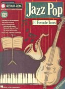 Jazz Play Along 102 - JAZZ POP + CD