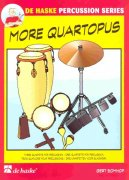 MORE QUARTOPUS for percussion quartet