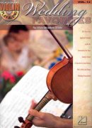 VIOLIN PLAY-ALONG 13 - WEDDING FAVORITS + CD