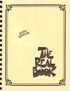 THE REAL BOOK - C edition - melodie/akordy