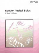 Kendor Recital Solos for Tuba + CD / sólový sešit