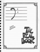 THE REAL BOOK - Bass Clef edition - melodie/akordy