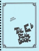 THE REAL BOOK - Eb edition - melodie/akordy